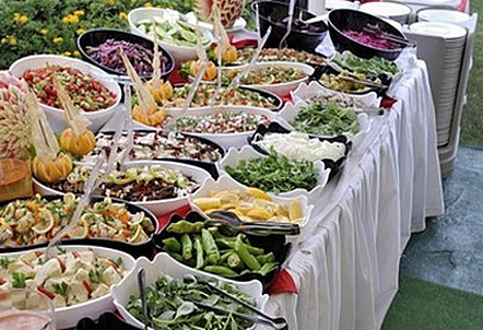 Traiteur Reception Buffet Froid Organisation Entreprise