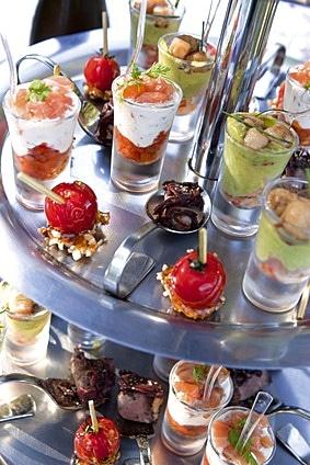 Cocktail, fête, gastronomie, traiteur et gourmandise