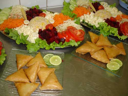 Buffet plats chaud oriental halal receptions organisations for Plat decoration traiteur