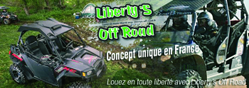 libertys off road