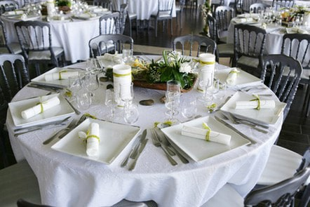 reception table traiteur