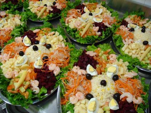 buffet plat chaud loriental - Traiteur Mariage Halal