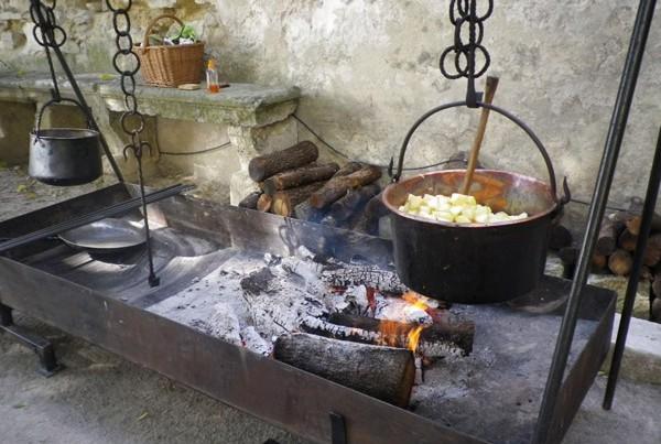 Cuisine Médiéval