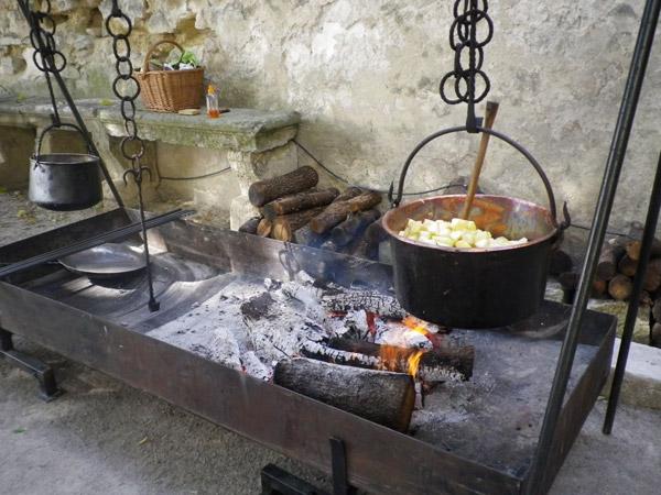 Menu Cuisine Médiévale